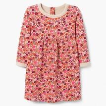 NWT Gymboree Fall Fest Girls Long Sleeve Floral Dress 2T 3T - $12.99