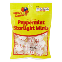 Candy Carnival Peppermint Starlight Mints, 5.25 oz. - $6.34
