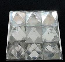 HAUNTED Free w $99 9 PYRAMID ENERGY PLATE CRYSTAL MAGICK Cassia4 Albina - $0.00