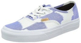 New Vans Authentic Ca Glitch Check Blue White Shoes Mens 11.5 Skate Big Checkers - $46.66