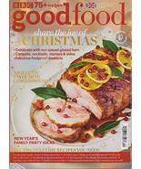 BBC Good Food Magazine December 2020 [Single Issue Magazine] Various - $11.87