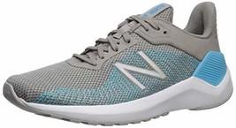 Balance Women's VENTR V1 Running Shoe, Grey/Blue, 9.5 M US