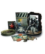 Metro Exodus Spartan Collector's Edition XBOX ONE PS4 [Without Game] + A... - $379.99
