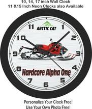 2020 Arctic Cat M Hardcore Alpha One Snowmobile Wall Clock-Free US Ship-... - $28.70+