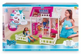 Nancy - Sweet Home, Home For Dolls With Accessories, Children And Girls - $373.90