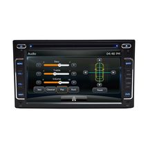 """6.2"""" DVD Navigation Touchscreen Multimedia Radio for 2012 Ford Taurus image 7"""