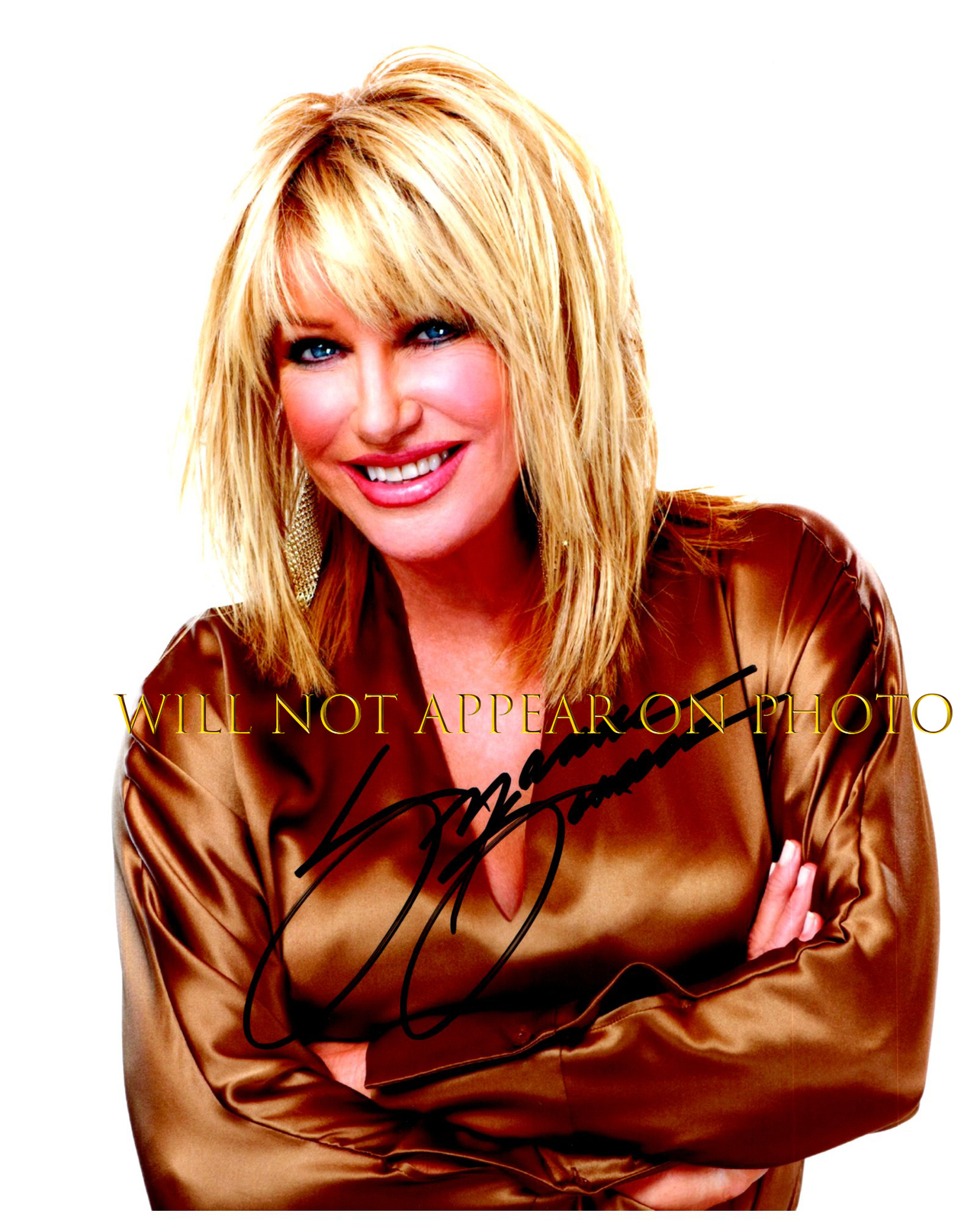 Primary image for SUZANNE SOMERS Signed Autographed 8X10 Photo w/ Certificate of Authenticity 403