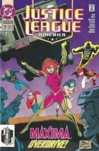 Justice League America, No. 78, Early Aug 1992, Lives in the Balance Com... - $4.99