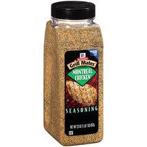 McCormick Grill Mates Montreal Chicken Seasoning, 23 oz - $18.77