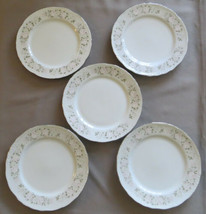 Sheffield Fine China Classic 501 Dinner Plates (5) - $9.00