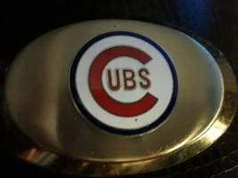 Chicago Cubs Belt Buckle  - $14.84