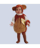 Little Monkey Infant Baby Halloween Costume Size 0-25 Pounds - $25.00