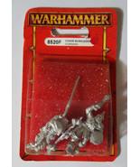 Warhammer Fantasy CHAOS MARAUDER COMMAND 8520F Unpainted Mint  - $18.89