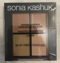 Sonia Kashuk Hidden Agenda II Concealer Palette - Medium 08 Discontinued... - $8.39