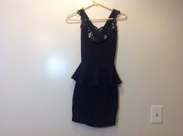 Charlotte Russe Sleeveless Little Black Dress Sz S