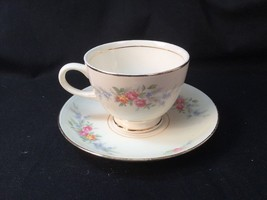 Homer Laughlin Ferndale Eggshell Nautilus Cup And Saucer 1947, 11 Available - $4.94