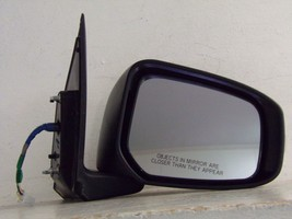 2014 2015 Mitsubishi Mirage Passenger Rh Power Door Mirror Oem 122 - $121.25