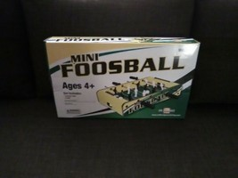Brand New Foosball Table for Ages 4 plus - $19.79