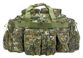 EastWest Tank Tactical Duffle Bag Operator Deploy Shooter Gear Bag WOODS... - $56.75