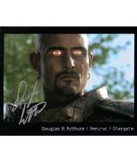 Douglas Arthurs as Heru'ur on Stargate SG-1 TV Series Autographed Picture - $19.34