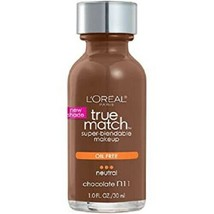 L'Oreal True Match Super Blendable Makeup- N11 Chocolate - $4.99