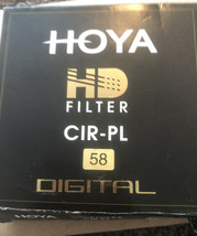 Hoya 58mm HD Filter CIR-PL - $32.71