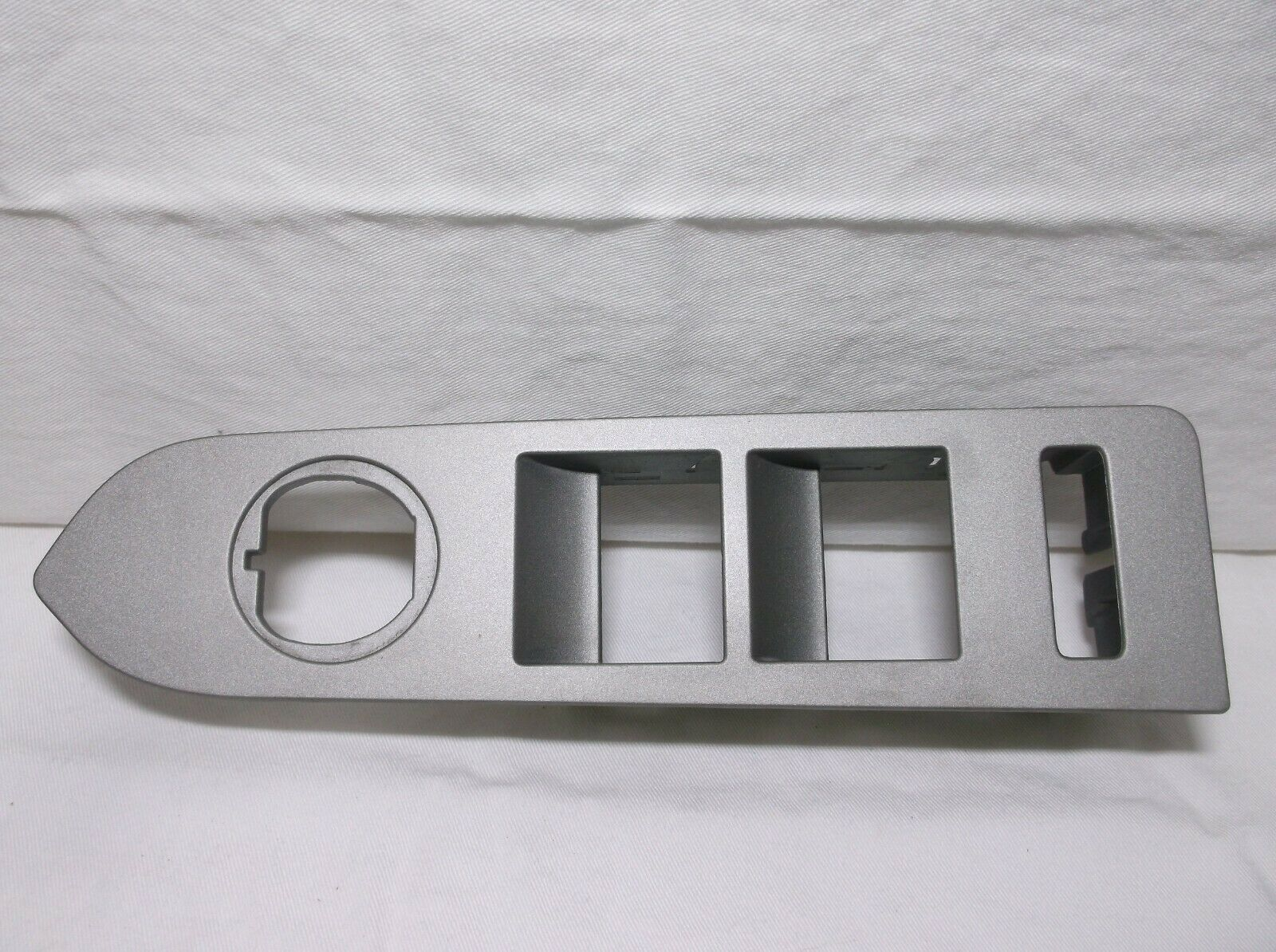 07-08-09 Lincoln Mkz   Master Power Window Switch Bezel   Trim