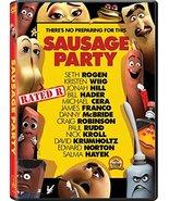 Sausage Party [DVD] - $3.47