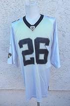 Deuce McAllister New Orleans Saints Jersey Size 2XL Reebok NFL # 26 - $9.49
