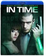 In Time (Blu-ray/DVD 2011) - $2.36