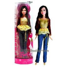 Year 2006 Barbie Fashion Fever Series 12 Inch Doll KIRA in Maroon Velvet... - $54.99