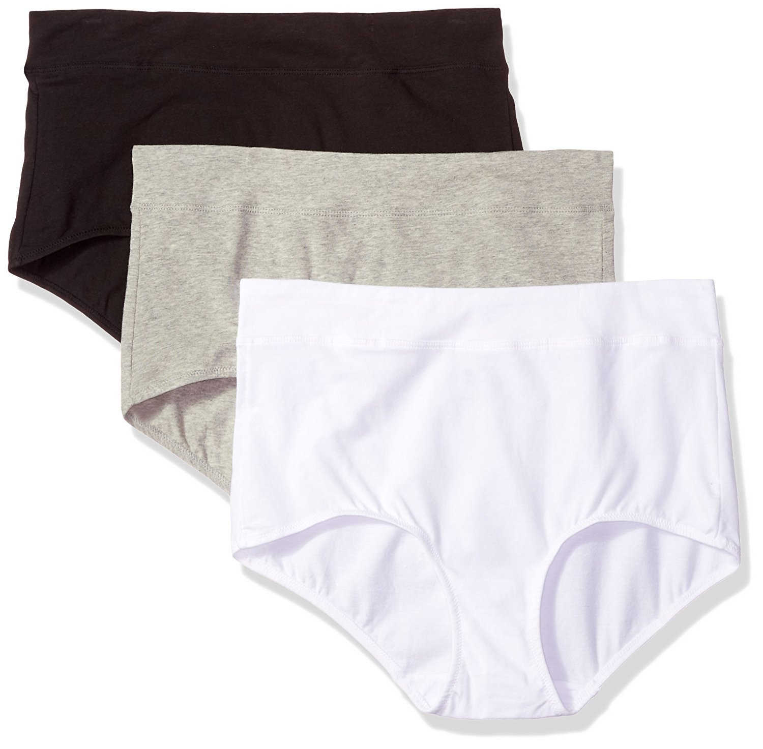 3906a985701a 81kbxosortl. ul1500. 81kbxosortl. ul1500. Warners Womens Blissful Benefits No  Muffin Top 3 Pack Brief Panty ...