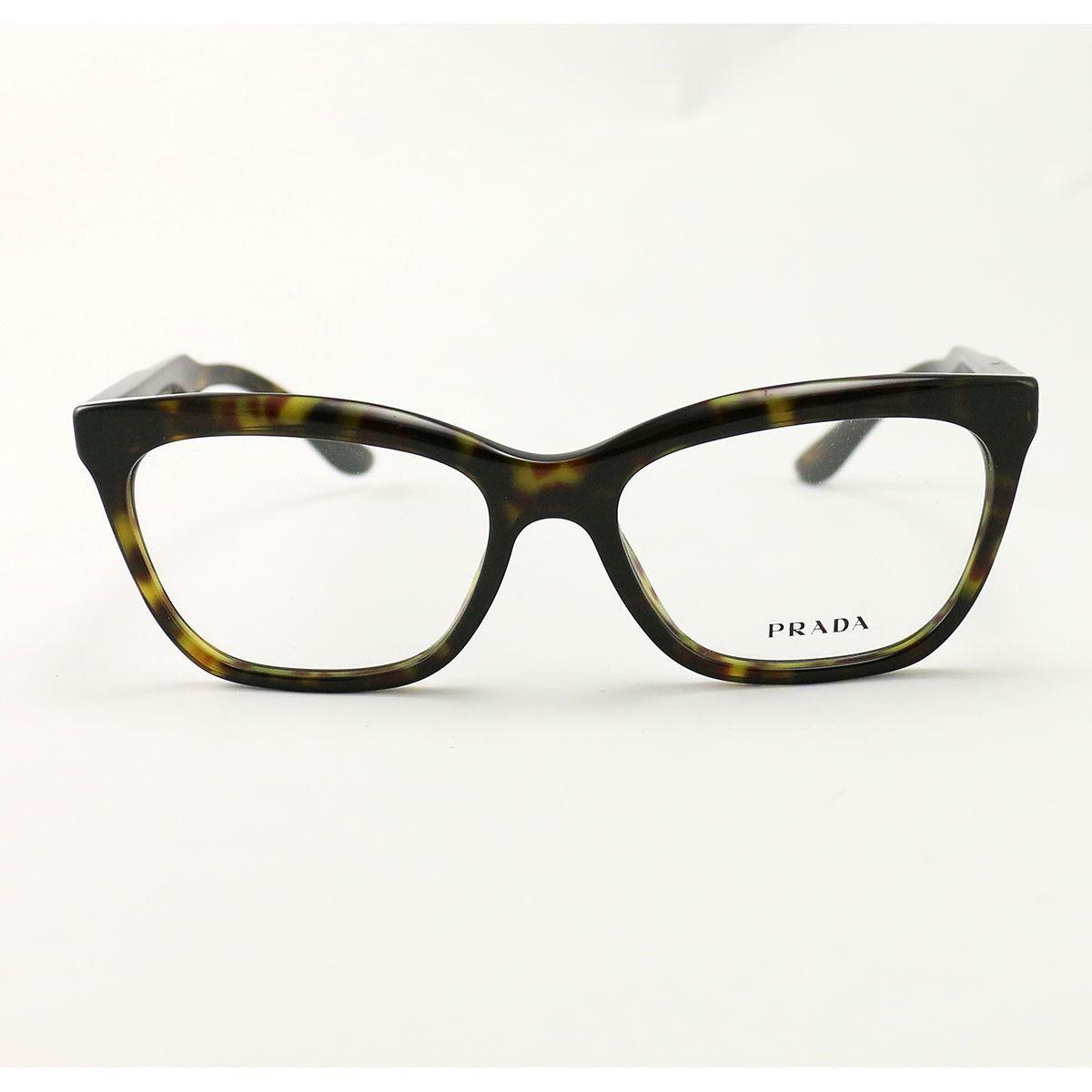 c5bd1ef9add6e Prada Eyeglasses VPR 24S 2AU 1O1 Havana 53 and 50 similar items