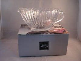 """Mikasa Royal Suite QQ228/240 Dressing/Sauce Boat 8"""" New In Box - $7.99"""