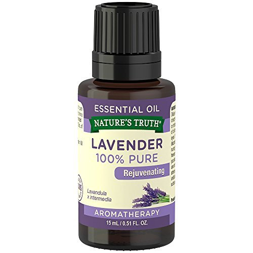 Nature's Truth Aromatherapy Pure Essential Oil, Lavender, 0.51 Fluid Ounce