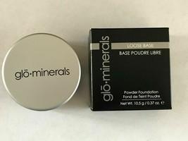 Glominerals LOOSE Base Powder Foundation Golden Light - $22.00