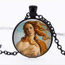 BOTTIC ELLI CABOCHON NECKLACE ** >> COMBINED SHIPPING <<    (8507) - $3.71