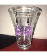Gummy bear handmade earrings brand new hooks  - $7.00