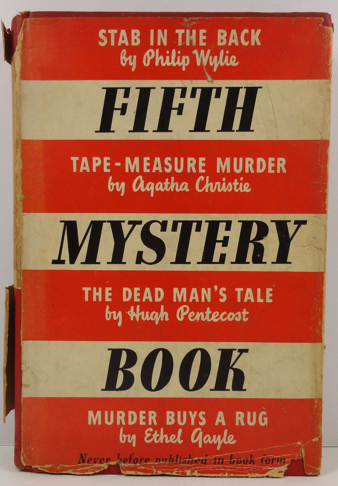 Primary image for The Fifth Mystery Book Wylie, Christie, Pentecost, Gayle
