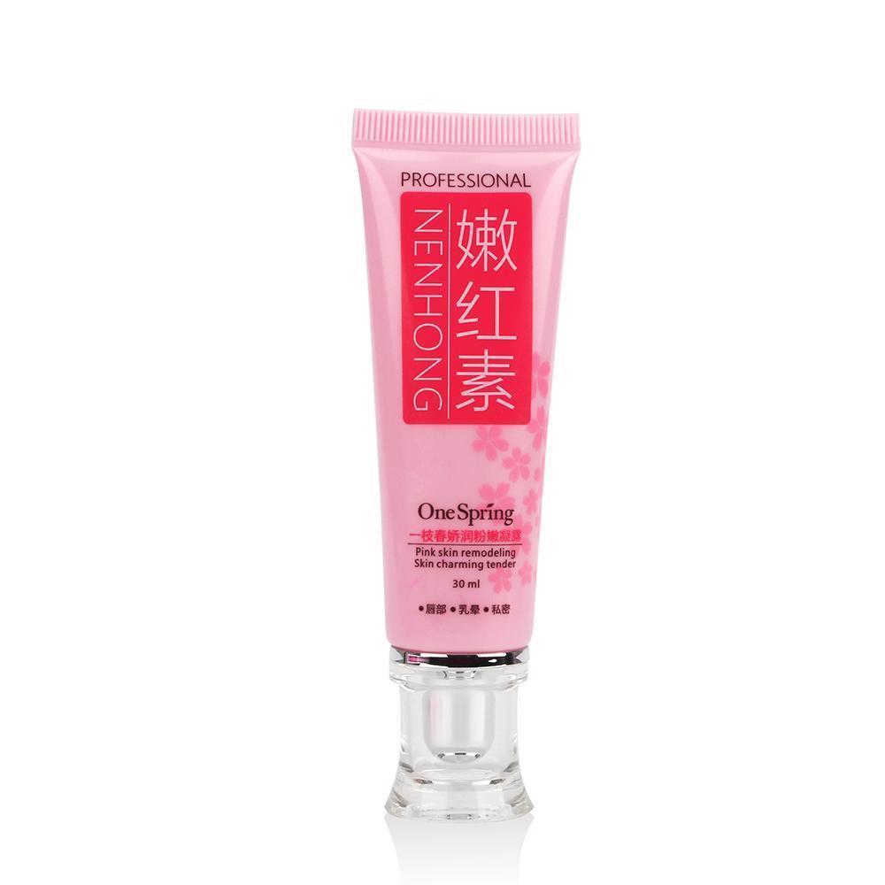 Women Vaginal Private Lips Pink Underarm Intimate Part Whitening Cream Skin Care