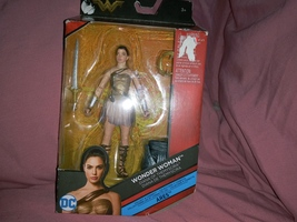 Mattel DC Comics Multiverse Wonder Woman Princess Diana Figure - $16.99
