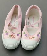 Hanna Andersson Girls MaryJane Pink Shoe Size 5 - $21.84