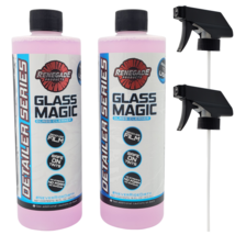 Glass Cleaner for Car Window Windshield and Mirror - Spray and Wipe Off ... - $15.99