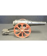 Rare 1924 Big Bang Conestoga Toy Field Artillery Cannon Marked 8FBD - $189.99