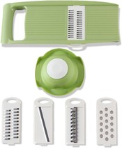 Multifunctional Mandoline Vegetable Cutter Slicer Grater Interchangeable... - €16,67 EUR
