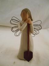 Angel of the Garden Willow Tree Figurine Demdaco Susan Lordi - $14.69