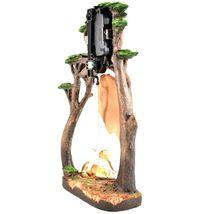 Africa Safari Lion Pride Big Cat Pendulum Mantle Desk Shelf Quartz Clock image 6