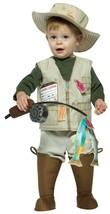 Rasta Imposta Future Fisherman Fishing Toddlers Kids Halloween Costume GC9760 - £30.47 GBP