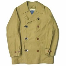 Nigel Cabourn X MACKINTOSH Authentic Trench coat Beige Size 2 Used - $624.99