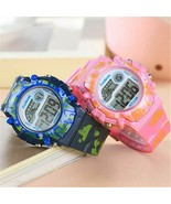Electronic Sport Children Watch Kids Watches Boys Girls Child LED Digita... - $13.87